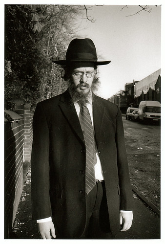 Portrait of a Jewish man