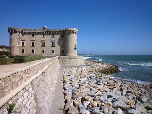 Il Castello Odescalchi di Palo Laziale.