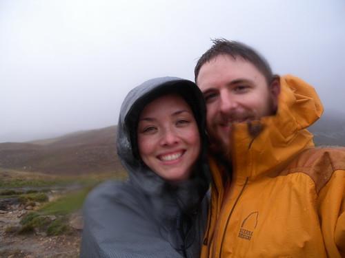 Climbing Croagh Patrick