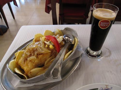 Gastronomía de Lisboa