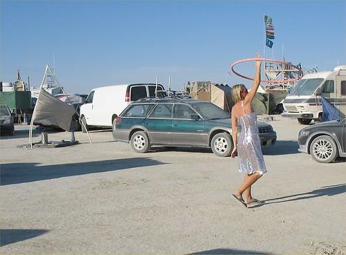 silver dress hooping 2