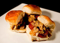 Hawaiian Bread Breakfast Sliders