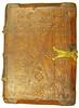 Front cover from Richardus de Sancto Victore: De arca mystica ...