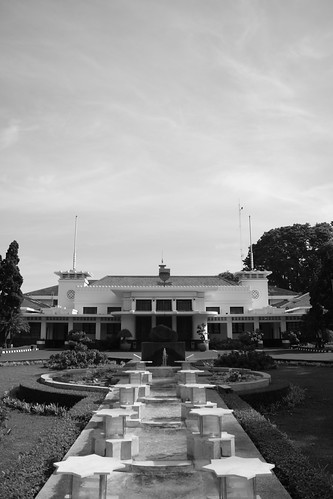 Bandung Goverment Office - Axis