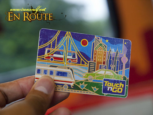 Malaysia Touch and Go Card
