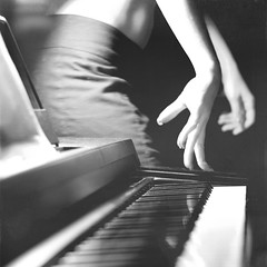 piano hands (Rebecca Nathan) Tags: blackandwhite music square keys photo hands piano explore frontpage 500x500 winner500 rebeccanathan