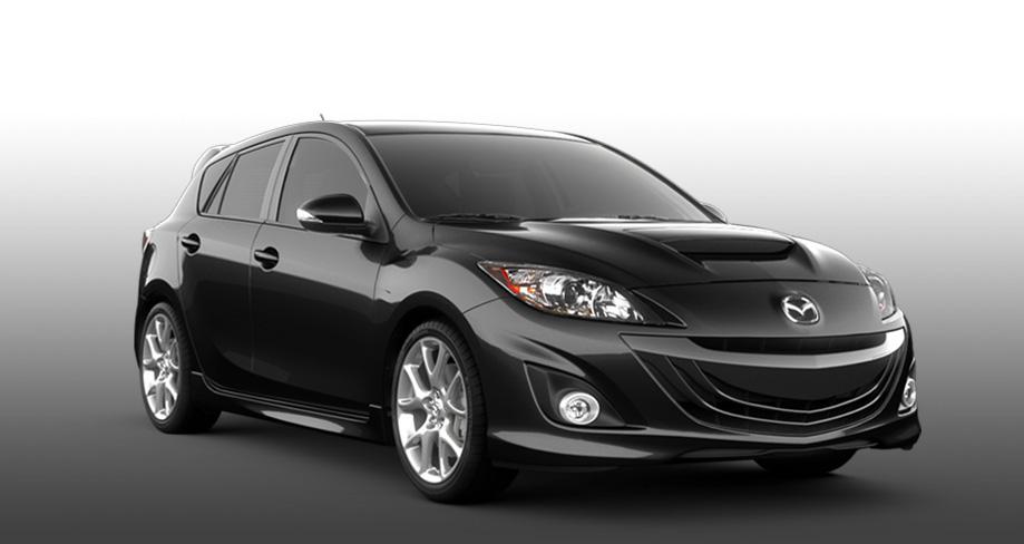 front-wheel-drive sport Mazda 3