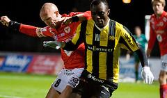 Fotboll, Allsvenskan, H?cken - Kalmar (sportsday) Tags: sverige häcken gteborg johnchibuike