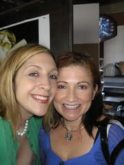 me and Maria!