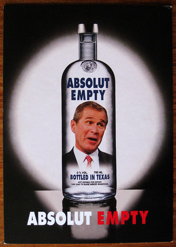 absolut empty