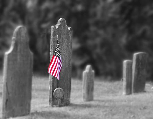 A Soldier's Grave