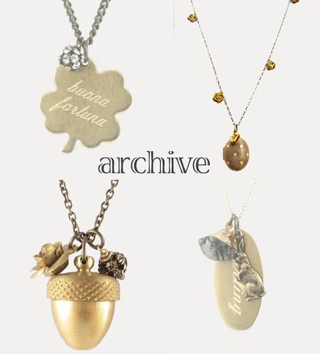 archive jewellery