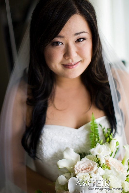Ritz Carlton Laguna Niguel Wedding - Bride
