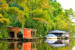 Head of Island (juliealicea1947) Tags: river boat louisiana tranquility waterway amiteriver headofisland