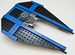 6206 midbuild 3 (Big Cam crsx) Tags: starwars lego 6206