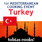 1st Mediterranean cooking event - TURKEY - tobias cooks! - 10.10.2009-10.11.2009