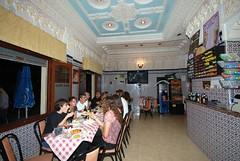 Cafeteria Palace, 1º Aniversario