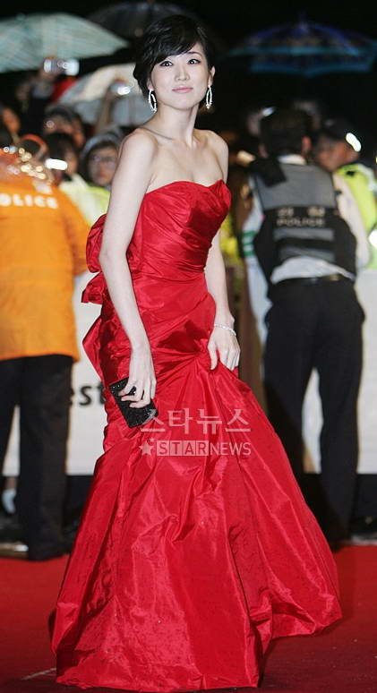 Beauty Actress at 12th PUSAN International Film Festival (Part 1)