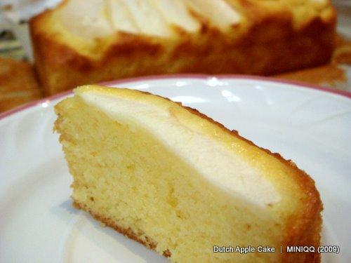 """Dutch Apple Cake"" 荷蘭蘋果蛋糕-06"
