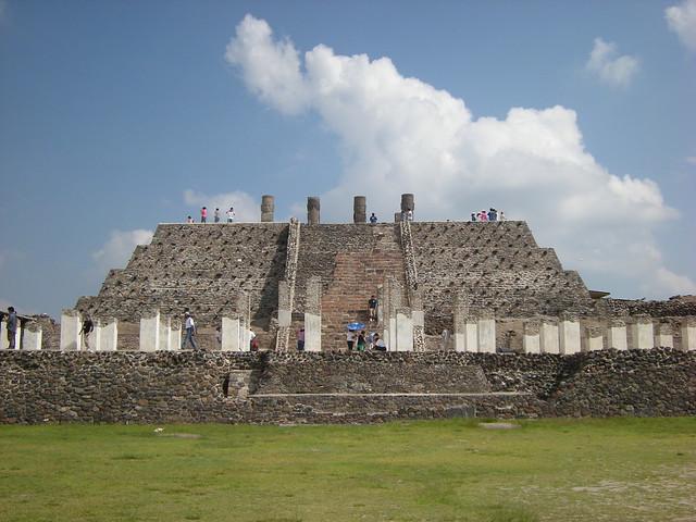 Pirâmide Tolteca de Tula