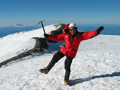 Rainier Summit Climb 2004