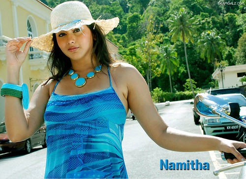 Tamil Actress Namitha