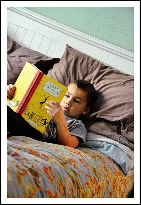 Luke Reading