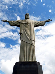 Cristo Redentor - the christ statue in Brazil
