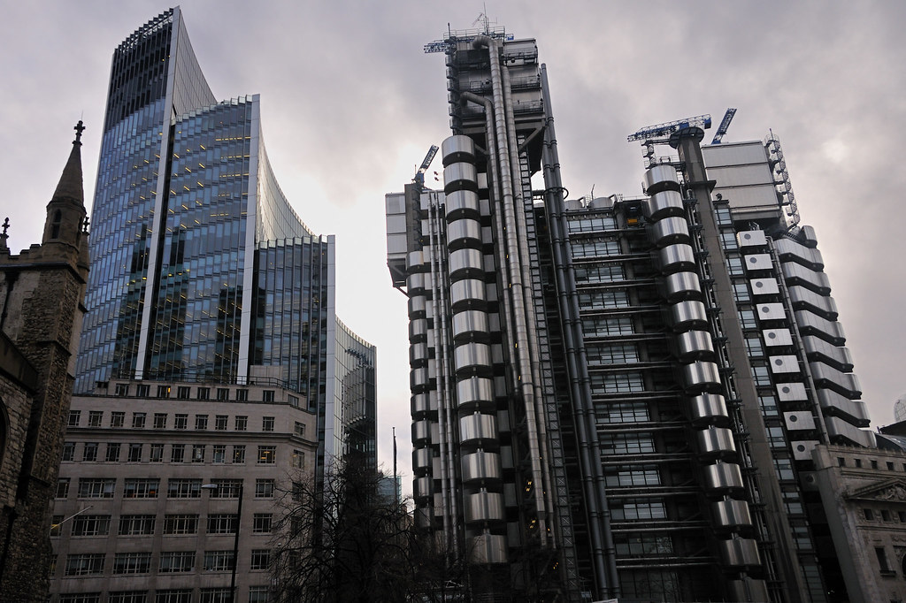 Lloyd's and the Willis building