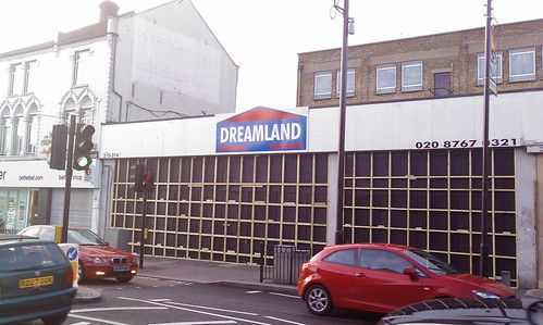 Dreamland is now closed