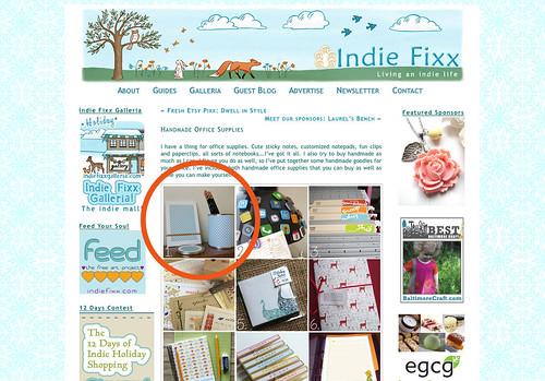 SB On Indie Fixx