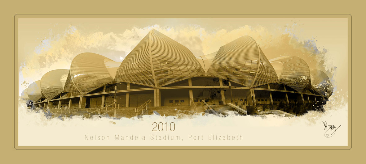 2010 Stadium, Port Elizabeth. 11.2009
