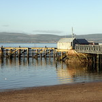 Cromarty harbour from Marine Terrace thumbnail