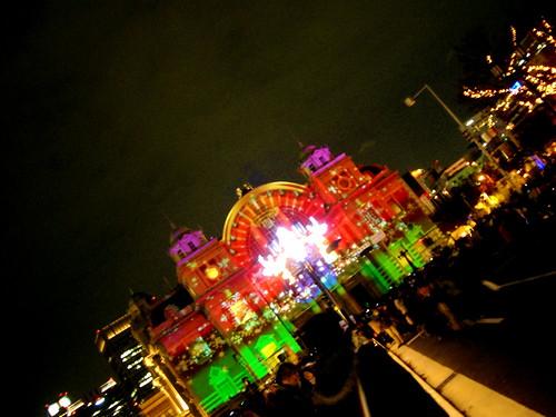 OSAKA光のルネサンス 中央公会堂 2009.12.13