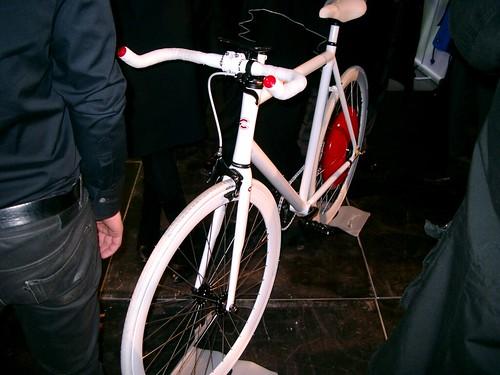 The Copenhagen Green Bike