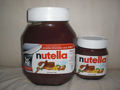1400g Nutella! (Like_the_Grand_Canyon) Tags: sweet chocolate creme choco brotaufstrich schokoladen