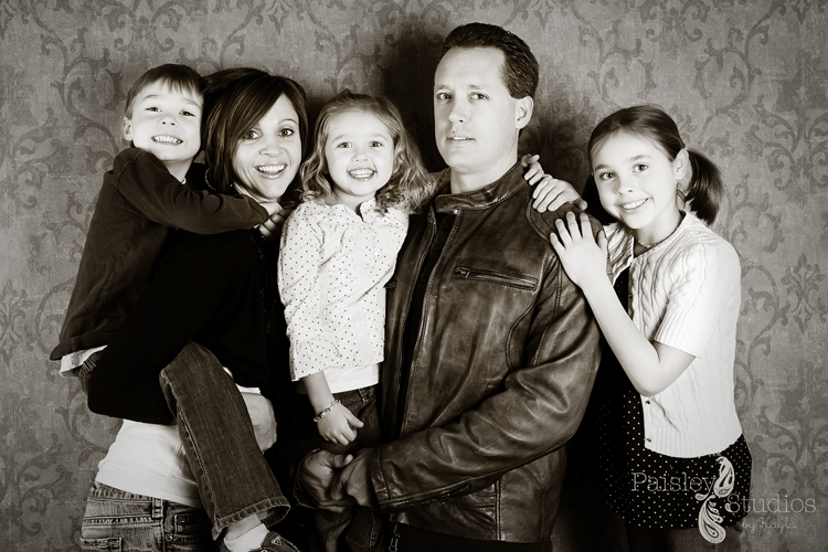 Preston Family