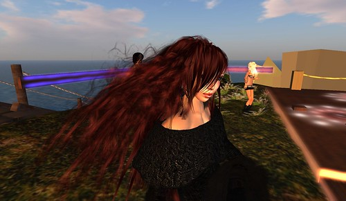 raftwet in virtual world at haad rin