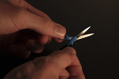 Small Scissors by colindunn, on Flickr