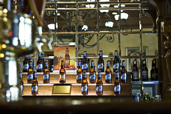 A Lot Of Miller (evaxebra) Tags: beer glass wisconsin lite mirror eva tour miller brewery milwaukee wi ewa xebra evaxebra