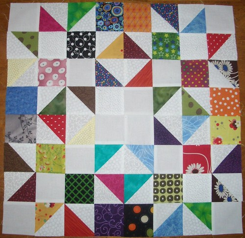 March Bee Blocks - Stash Busting Bee