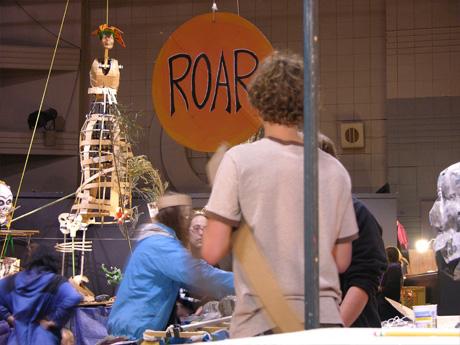 ROAR life ROAR death