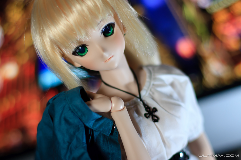 Happy Birthday Saber !!