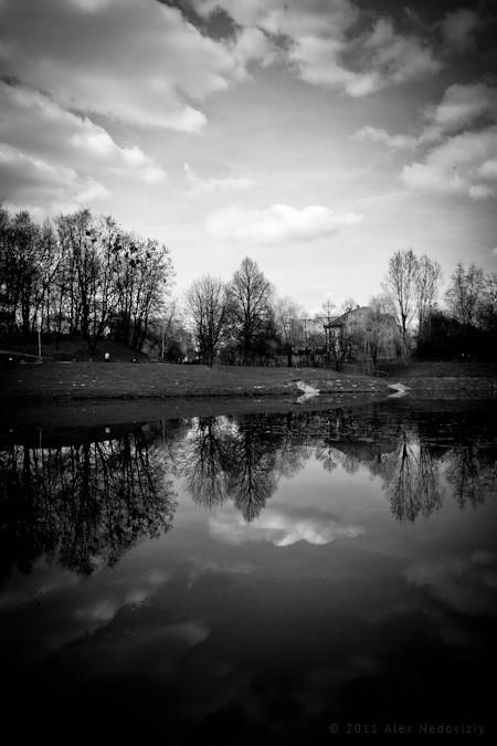 From inside © 2011 Alex Nedoviziy
