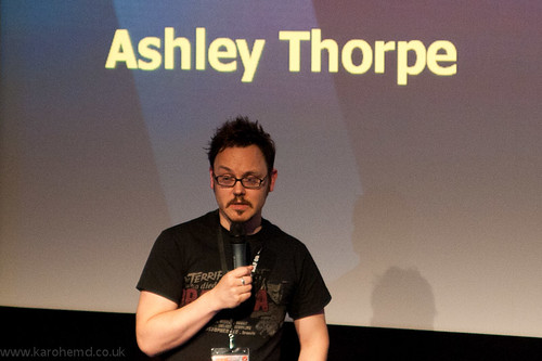 Ashley Thorpe