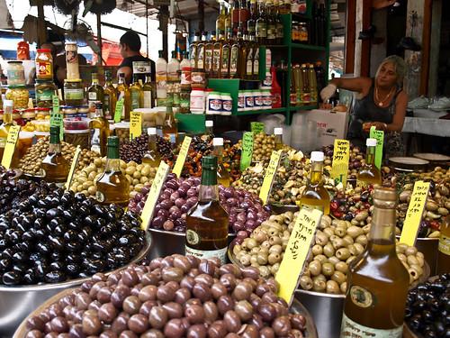 Tel Aviv - Mercado Carmel