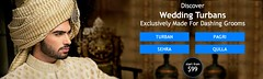 Buy Beautiful #Wedding #Turban For #Men In Toronto Canada From $89 Worldwide Delivery http://buff.ly/2ltSs91 (almirahisaad) Tags: men women girls brides groom fashion style pakistani indian clothing suits dresses outfits party wear bridal wedding jewellery jewelry turban pagri kurta shalwar kameez salwar churidar