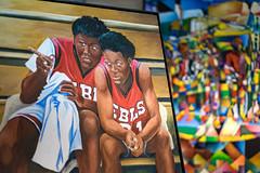 20170208-BlackHistoryGallery-03 (cityoflasvegasPIO) Tags: art chambergallery cityhall gallery lasvegas nevada painting vegas sylvester collier