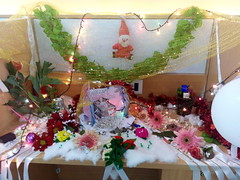 IMG_20161224_135953 (bhagwathi hariharan) Tags: rangoli kolam nallasopara nalasopara rose pooja christmas 2016 festivals mumbai goregaon prithvilandproject 2017 celebrations lordshani lordayyappa