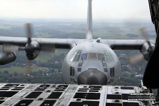 CH-01 Belgium - Air Force Lockheed C-130H Hercules